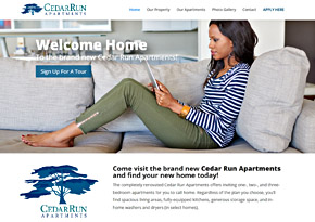 Website Design - CPG Interactive